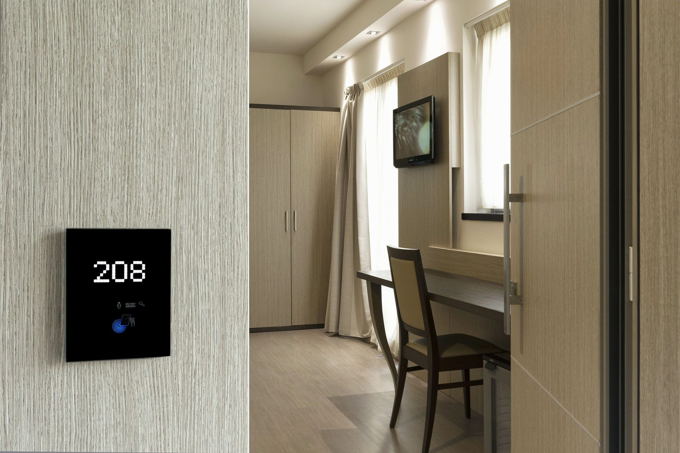 , Hotel Automation System